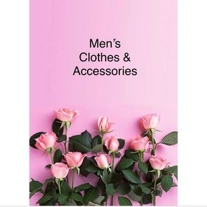 Other - Men's clothing and accessories